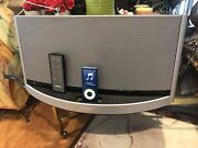 Bose Sounddock 10 Speaker System For Ipod Andiphone 4/4s Bose Sound Wremote Andipod
