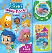 Bubble Guppies Music Player Storybook By In Used - Good