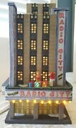 Dept 56 Christmas In The City - Radio City Music Hall 58924 See Description