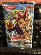 Yugioh Legend Of Blue Eyes White Dragon English 1st Edition Pack New And Sealed