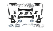 Superlift 8 Lift Kit W/ Spindles + Shocks For 2007-2016 Chevy Silverado 4x4 4wd