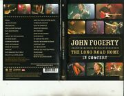 John Fogerty-the Long Road Home-in Concert-2006-[small Poster+dvd]-music Jf-dvd