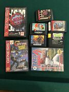 Contra Hard Corps 11 More Games Toe Jam And Earl Sonic Nba Jam Mutant Hockey More