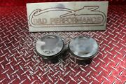 2012 - 2017 Harley Heritage Softail Fat Boy Oem Stock 3.87and039and039 Pistons Hst14