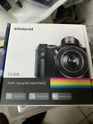 Polaroid 18mp 50x Zoom Instant Digital Camera With 3-inch Tft - Red