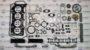 Head Gasket + Timing Chain Kit + Bolts For Mazda Oem 8lk1-10-271 And Sh0114151