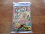 Brave And The Bold 30 Key Dc 3rd Justice League 1st Amazo Ivo Cgc 5.5 Restored
