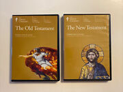 The Great Courses - The Old And New Testaments Dvd Set Ln