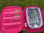 Leapfrog Leappad2 Learning System Disney Princess Edition + 3 Games Tested