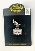 Mickey Film Roles - Brave Little Tailor - Disney Auctions Pin Le100 New On Card