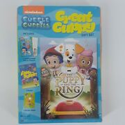 Nickelodeon Bubble Guppies Great Guppy Dvd Gift Set The Puppy And The Ring