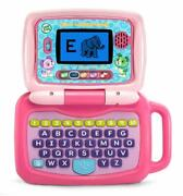Leapfrog 2 In 1 Leaptop Touch - Pink Kids Laptop 2+ Portable
