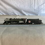 Con-cor N Scale Locomotive Great Northern 4-6-4 J3a Hudson W/ Tender