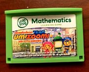 Leapfrog Leappad Explorer Learning System Team Umizoomi, Leap Pad 1 2 3 Gs Ultr
