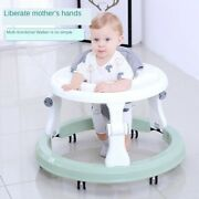 Walker Baby Anti-o-shaped Leg Rollover Multi-function Hand Push Can Sit Learning