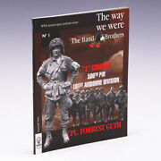 Cpl. Forrest Guth And039eand039 Company 506th Pir 101st Airborne By Michel De Trez Vg