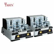 Yaqin Ms-850 Tube Amplifier 300b Tube Amp Class A Hifi Household Audio Amplifier