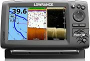 Lowrance 000-12664-002 Hook 7 Base Gps Mid/high/downscan Fishfinder New In Box