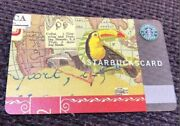 Starbucks Card Shadegrown Original Limited To Use In Japan Collection Japan Used