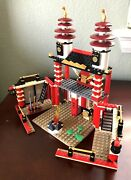 Parts From Lego Ninjago Temple Of Light 70505 With Instruction Manual