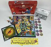 2001 Jackie Chan Adventures Board Game Wb Kids Rare Htf Preowned And Complete