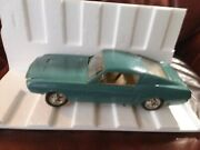 Vintage -mac Amf 1967 Ford Mustang Gt Fastback Toy Car For Parts