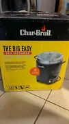 Char-broil The Big Easy Oil-less Turkey Fryer New In Box Never Used