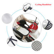 Motorcycle Handlebar Mittens Road Bike Windproof Coldproof Commuter Warmer Cover