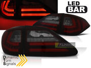 Tail Lights For Lexus Rx 3 Iii 350 2009-2012 Red Smoke Led Dynamic Turn Signal C