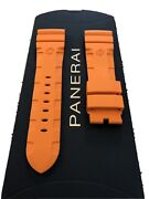 Orange Rubber Strap New Factory Oem Xl Size 26mm/22mm 125/95mm 47mm New