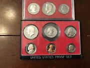 1970's And 1980's Coin Proof Sets 1979, 1980, 1981