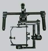 Nib - Turboace Allsteady 6 Pro Deluxe 3-axis Gimbal Steadicam Steady Cam