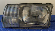 Bosch Mercedes Benz W126 560sel 420sel Headlight Left Euro 130562045 0301065309