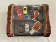 Disney Cars 2 Holy Moly Exclusive Diecast 8 Cars Set New Htf Free Shipping