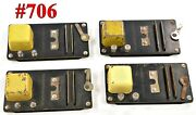 American Flyer Pw 706 Remote Uncouplers 4-pieces S-gauge 1948-56