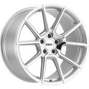 4 - 20x9 Silver Wheel Tsw Chrono 5x4.5 30