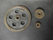 South Bend 9 Clausing Atlas Other 127 Tooth Metric Change Gear Set