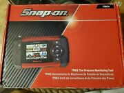 Snap On Tpms4 Tire Pressure Monitoring Tool Used In Good Condition With Case