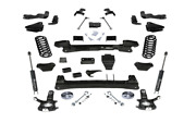 Superlift 6 Knuckle Lift Kit For 2000-2006 Chevy Tahoe Suburban Gmc Yukon 4wd