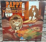Blue Orange Games Pappy Winchester Strategy Family Board Game Sealed 8+