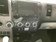Heater Climate Temperature Control Front Limited Fits 10-18 Sequoia 2015661