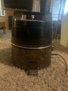 Rainbow D4c Vacuum Cleaner Canister Se Power Motor Base Unit Only Tested