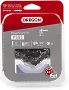 Oregon Ps55 Powersharp 16-inch Chainsaw Chain For Mcculloch, Stihl