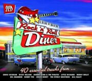 Various Artists Rock 'n' Roll Diner 2 X Cd - My Kind Of Music
