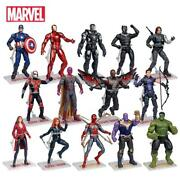 Marvel Avengers Infinity War Super Heroes 17cm Action Figures Toys Kid Collect