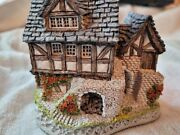 Vintage The Bakehouse By David Winter Cottages 1983 Handmade And Hand Painted