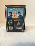 Star Trek The Card Game Contains Rulebook And 65 Collectible Playing Cards