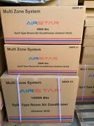 18000 Dual Zone System With Two 9000 Btu Heads Ac And Heater New-local Pick Up
