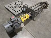 Gusher Pump And Motor W/ Electrical Cabinet Cl2x3-10sel30cdmadp