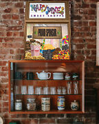 Pro Cannabis Mary Jane's Sweet Shoppe High Quality Giclee Canvas Poster 24x32